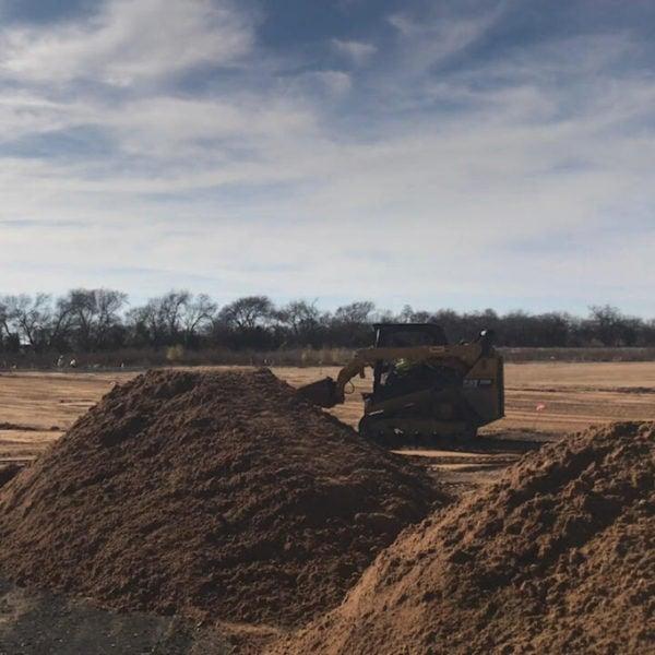 Sandy Loam Top Soil